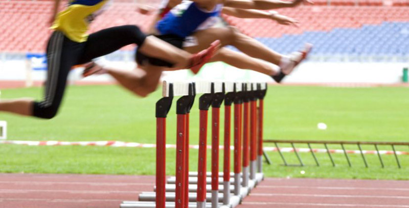 Another Hurdle for Athletics' Reputation
