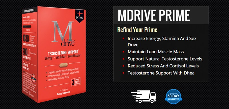 Mdrive Prime Reviews Putting Your Test Into Gear
