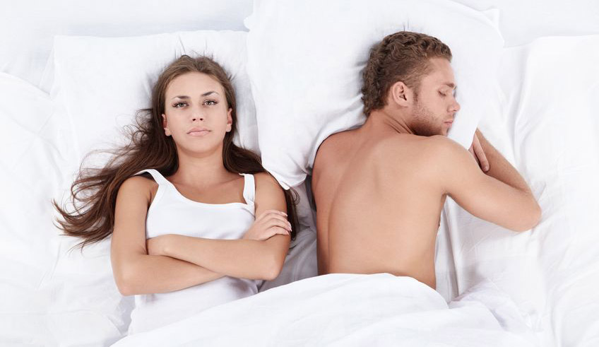 More Testosterone Means Less Pillow Talk