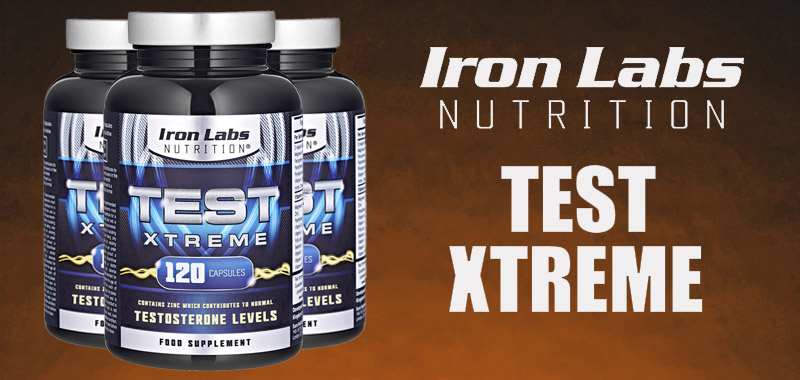 Iron Labs Test Xtreme