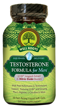 Well Roots Testosterone Support