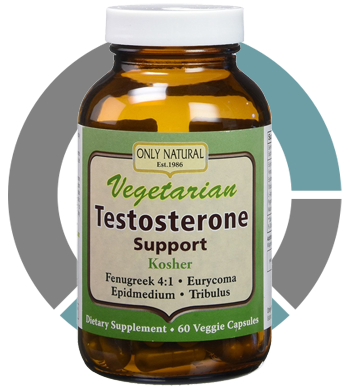 Only Natural Vegetarian Testosterone Support