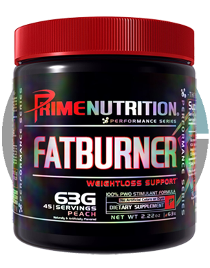 Prime Nutrition Fat Burner