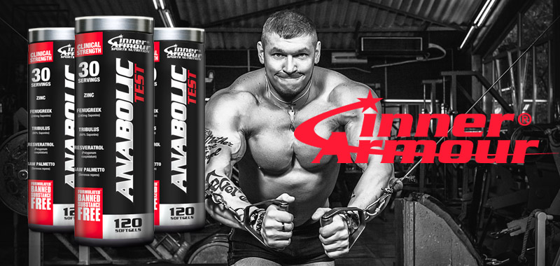 Inner Armour Anabolic Test
