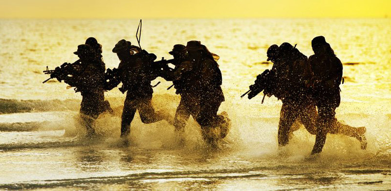 The Worlds Toughest Military Training Regimes