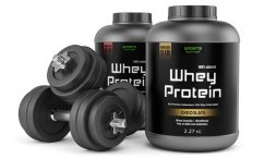 Showing The Whey