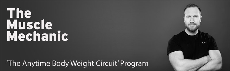 'Anytime Body Weight Circuit' Program