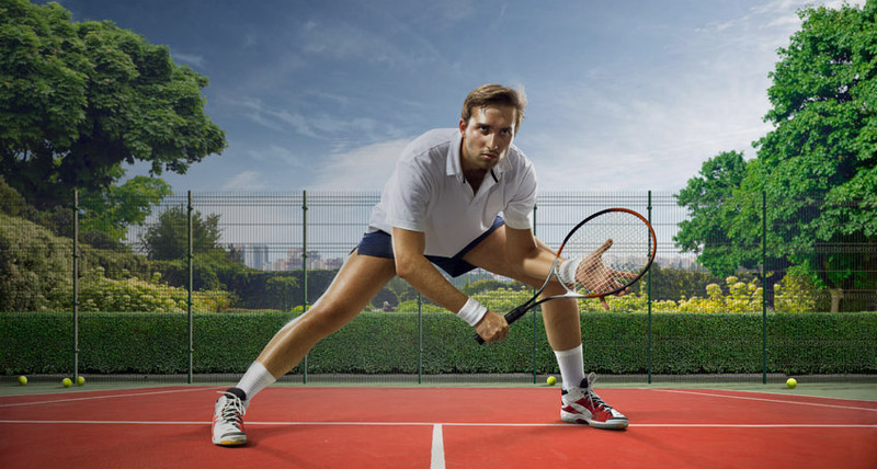 Deuce-ing: Tennis Players, Winning and Test