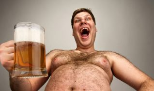 Trouble Brewing: The Truth About Beer & Man-Boobs