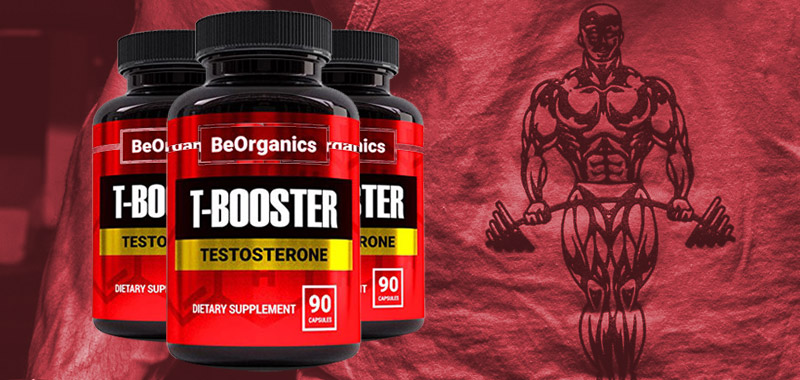 BeOrganic Booster Testosterone
