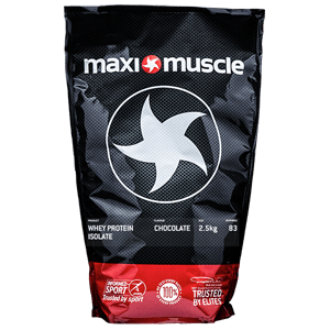 Maximuscle Whey Protein Isolate