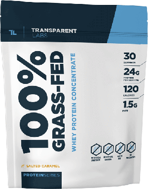 100% Grass-Fed Whey Protein Concentrate
