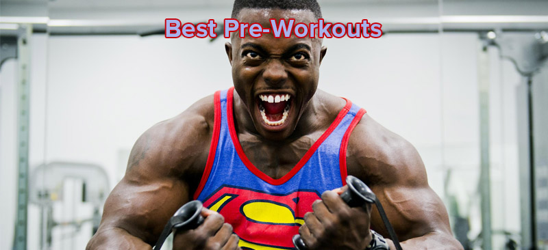 Top Pre-Workouts
