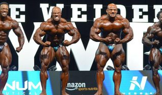 2018 Mr. Olympia – The Low Down