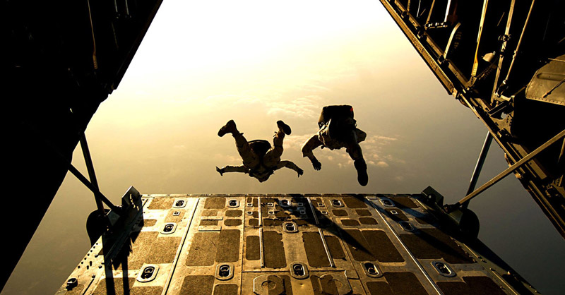 The Big Drop: Skydiving Helps Low Testosterone