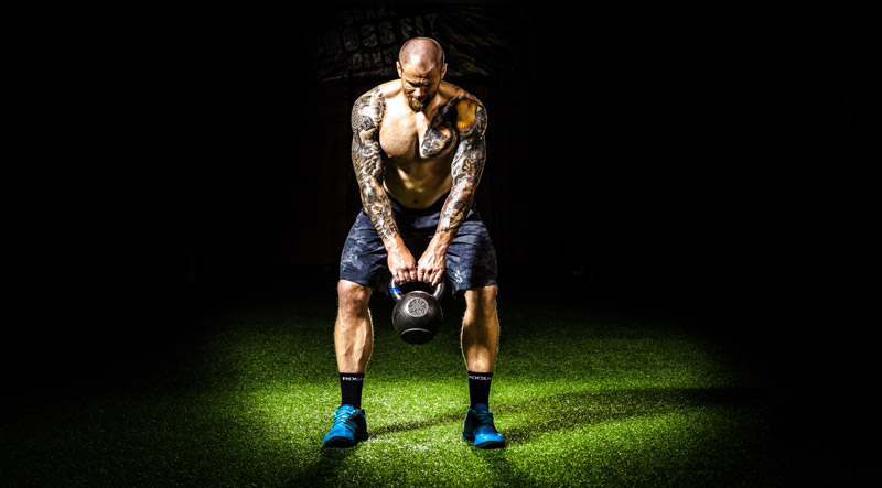 How Kettlebell Swings Increase Your Growth Hormone