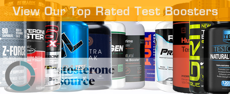 Our Top Test Boosters